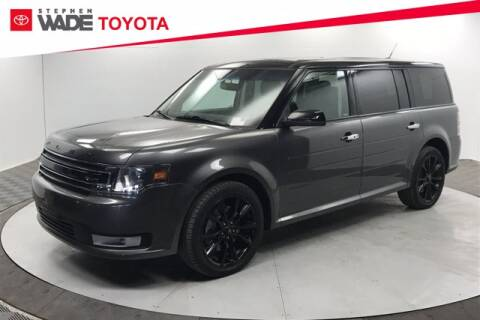 2017 Ford Flex for sale at Stephen Wade Pre-Owned Supercenter in Saint George UT