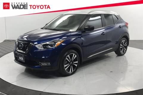 2018 Nissan Kicks for sale at Stephen Wade Pre-Owned Supercenter in Saint George UT