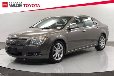 2010 Chevrolet Malibu for sale at Stephen Wade Pre-Owned Supercenter in Saint George UT