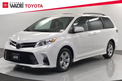 2019 Toyota Sienna for sale at Stephen Wade Pre-Owned Supercenter in Saint George UT