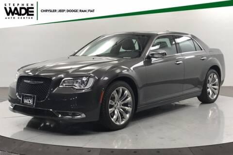 2019 Chrysler 300 for sale at Stephen Wade Pre-Owned Supercenter in Saint George UT