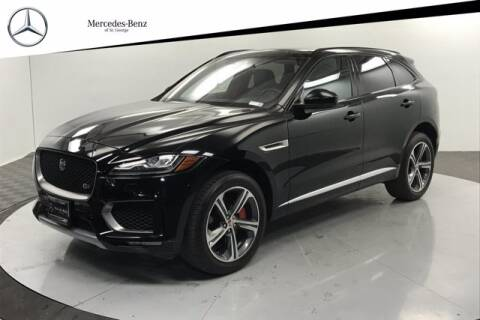 2018 Jaguar F-PACE for sale at Stephen Wade Pre-Owned Supercenter in Saint George UT