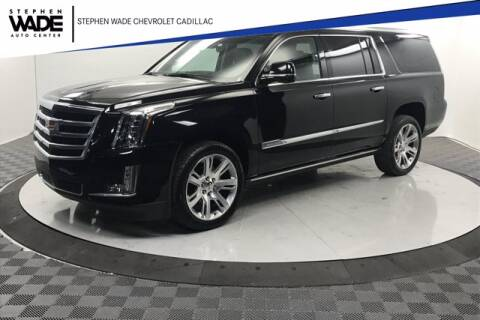 2017 Cadillac Escalade ESV for sale at Stephen Wade Pre-Owned Supercenter in Saint George UT