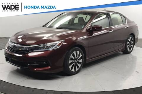 2017 Honda Accord Hybrid for sale at Stephen Wade Pre-Owned Supercenter in Saint George UT
