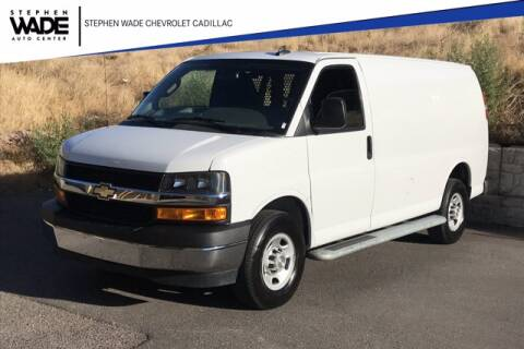 2019 Chevrolet Express Cargo for sale at Stephen Wade Pre-Owned Supercenter in Saint George UT