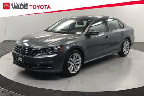 2019 Volkswagen Passat for sale at Stephen Wade Pre-Owned Supercenter in Saint George UT