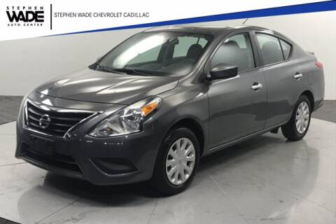 2019 Nissan Versa for sale at Stephen Wade Pre-Owned Supercenter in Saint George UT