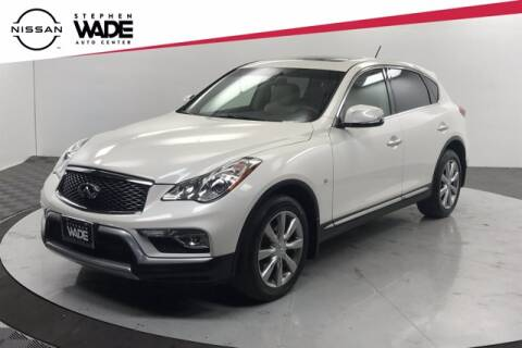 2017 Infiniti QX50 for sale at Stephen Wade Pre-Owned Supercenter in Saint George UT