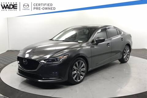 2018 Mazda MAZDA6 for sale at Stephen Wade Pre-Owned Supercenter in Saint George UT