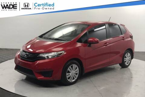 2016 Honda Fit for sale at Stephen Wade Pre-Owned Supercenter in Saint George UT