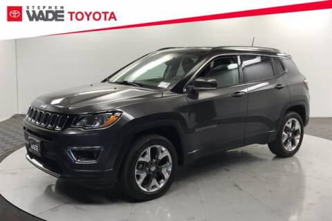 2017 Jeep Compass for sale at Stephen Wade Pre-Owned Supercenter in Saint George UT
