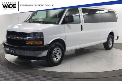 2018 Chevrolet Express Passenger for sale at Stephen Wade Pre-Owned Supercenter in Saint George UT