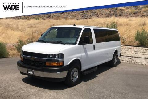 2019 Chevrolet Express Passenger for sale at Stephen Wade Pre-Owned Supercenter in Saint George UT
