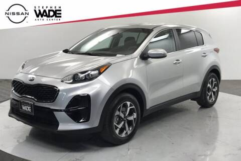 2020 Kia Sportage for sale at Stephen Wade Pre-Owned Supercenter in Saint George UT