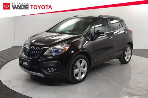 2015 Buick Encore for sale at Stephen Wade Pre-Owned Supercenter in Saint George UT