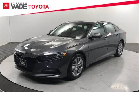 2018 Honda Accord for sale at Stephen Wade Pre-Owned Supercenter in Saint George UT