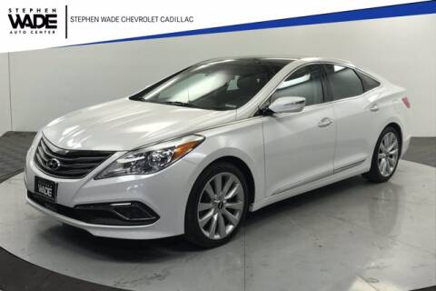 2017 Hyundai Azera for sale at Stephen Wade Pre-Owned Supercenter in Saint George UT