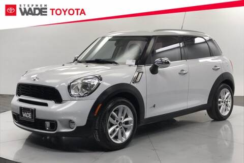 2013 MINI Countryman for sale at Stephen Wade Pre-Owned Supercenter in Saint George UT