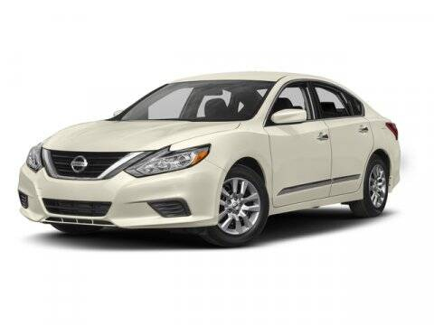 2017 Nissan Altima for sale at Stephen Wade Pre-Owned Supercenter in Saint George UT