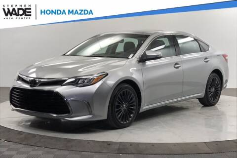 2017 Toyota Avalon for sale at Stephen Wade Pre-Owned Supercenter in Saint George UT