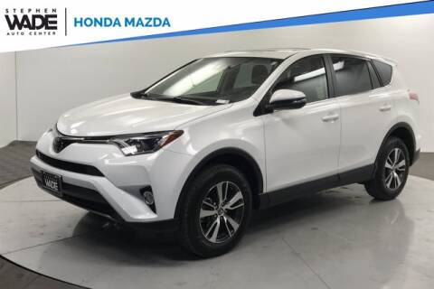 2017 Toyota RAV4 for sale at Stephen Wade Pre-Owned Supercenter in Saint George UT