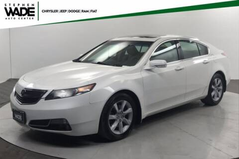 2013 Acura TL for sale at Stephen Wade Pre-Owned Supercenter in Saint George UT