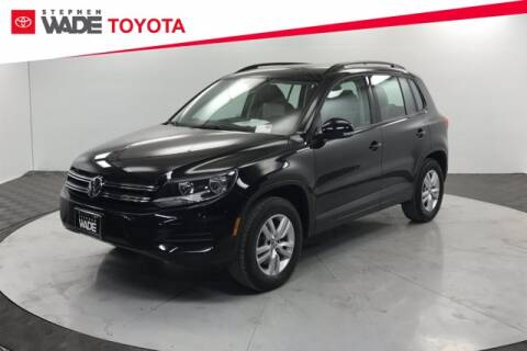 2017 Volkswagen Tiguan for sale at Stephen Wade Pre-Owned Supercenter in Saint George UT