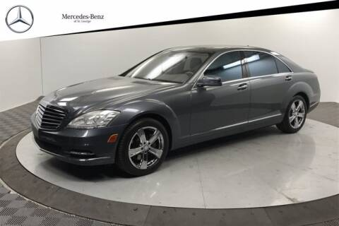 2010 Mercedes-Benz S-Class for sale at Stephen Wade Pre-Owned Supercenter in Saint George UT