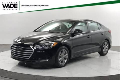 2018 Hyundai Elantra for sale at Stephen Wade Pre-Owned Supercenter in Saint George UT