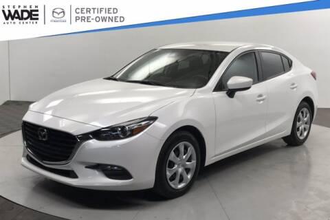 2018 Mazda MAZDA3 for sale at Stephen Wade Pre-Owned Supercenter in Saint George UT