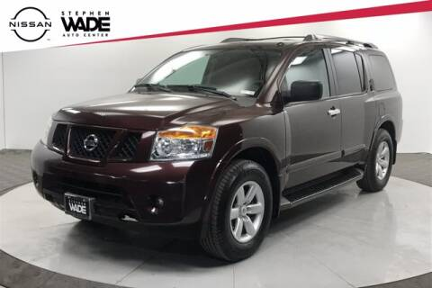 2015 Nissan Armada for sale at Stephen Wade Pre-Owned Supercenter in Saint George UT