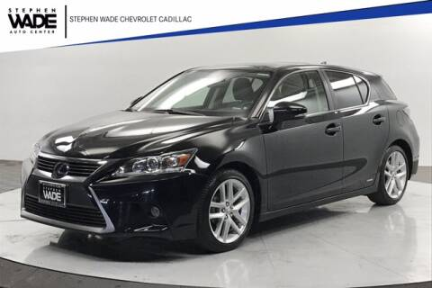 2015 Lexus CT 200h for sale at Stephen Wade Pre-Owned Supercenter in Saint George UT