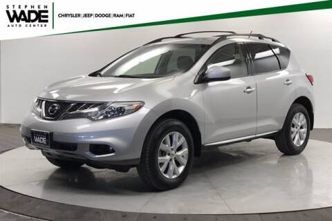 2013 Nissan Murano for sale at Stephen Wade Pre-Owned Supercenter in Saint George UT