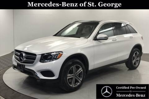 2017 Mercedes-Benz GLC for sale at Stephen Wade Pre-Owned Supercenter in Saint George UT