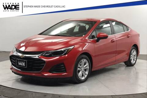 2019 Chevrolet Cruze for sale at Stephen Wade Pre-Owned Supercenter in Saint George UT