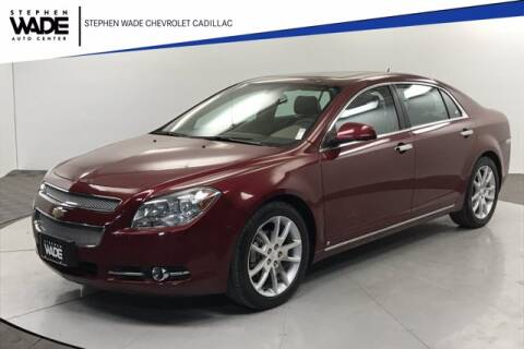 2009 Chevrolet Malibu for sale at Stephen Wade Pre-Owned Supercenter in Saint George UT