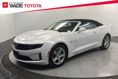 2019 Chevrolet Camaro for sale at Stephen Wade Pre-Owned Supercenter in Saint George UT