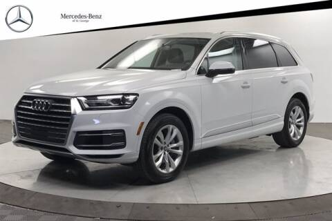 2017 Audi Q7 for sale at Stephen Wade Pre-Owned Supercenter in Saint George UT