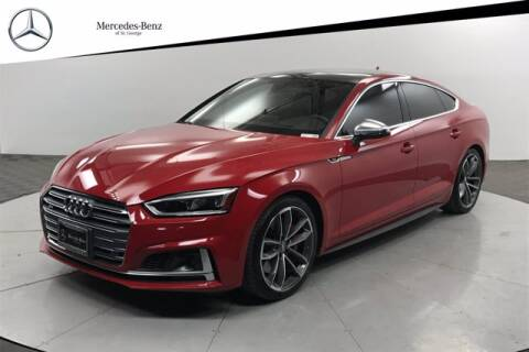 2018 Audi S5 Sportback for sale at Stephen Wade Pre-Owned Supercenter in Saint George UT