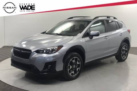 2018 Subaru Crosstrek for sale at Stephen Wade Pre-Owned Supercenter in Saint George UT