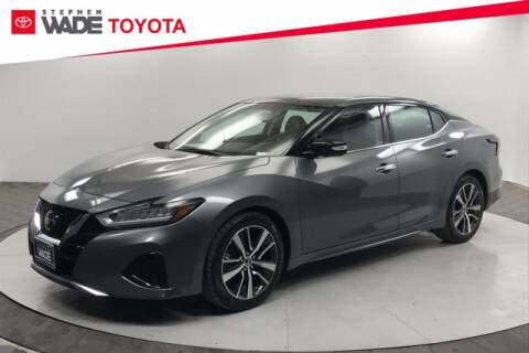 2019 Nissan Maxima for sale at Stephen Wade Pre-Owned Supercenter in Saint George UT