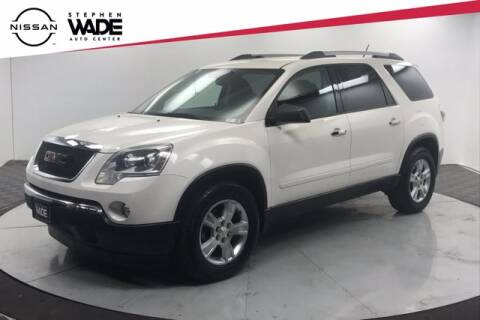 2012 GMC Acadia for sale at Stephen Wade Pre-Owned Supercenter in Saint George UT