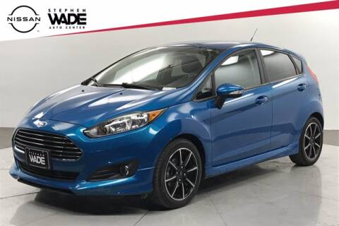 2015 Ford Fiesta for sale at Stephen Wade Pre-Owned Supercenter in Saint George UT