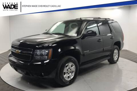 2013 Chevrolet Tahoe for sale at Stephen Wade Pre-Owned Supercenter in Saint George UT