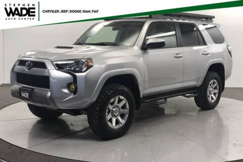 2016 Toyota 4Runner for sale at Stephen Wade Pre-Owned Supercenter in Saint George UT