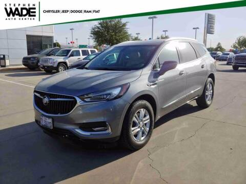 2018 Buick Enclave for sale at Stephen Wade Pre-Owned Supercenter in Saint George UT
