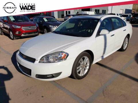2010 Chevrolet Impala for sale at Stephen Wade Pre-Owned Supercenter in Saint George UT