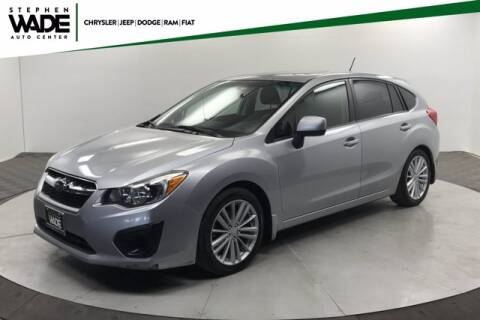 2012 Subaru Impreza for sale at Stephen Wade Pre-Owned Supercenter in Saint George UT