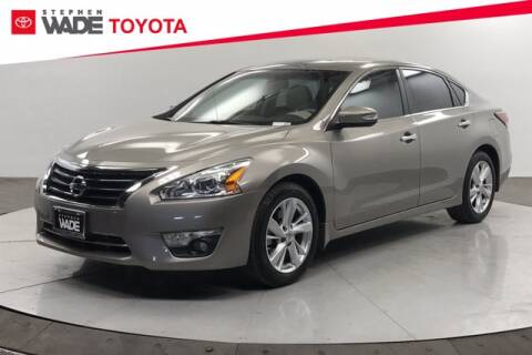 2015 Nissan Altima for sale at Stephen Wade Pre-Owned Supercenter in Saint George UT