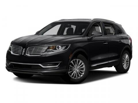 2017 Lincoln MKX for sale at Stephen Wade Pre-Owned Supercenter in Saint George UT